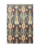 RugStudio presents American Rug Craftsmen Madison Eastman Orin Blue Machine Woven, Good Quality Area Rug