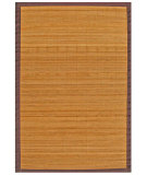 RugStudio presents Anji Mountain Bamboo Villager Natural Flat-Woven Area Rug