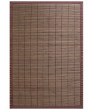 RugStudio presents Anji Mountain Bamboo Villager Coffee Area Rug