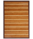 RugStudio presents Anji Mountain Bamboo Premier  Area Rug