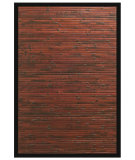 RugStudio presents Anji Mountain Bamboo Cobblestone  Area Rug