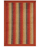 RugStudio presents Anji Mountain Sisal/Grasses Chrysanthemum Sisal/Seagrass/Jute Area Rug