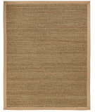RugStudio presents Anji Mountain Seagrass Sabertooth Sisal/Seagrass/Jute Area Rug