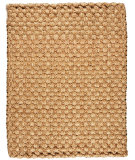 RugStudio presents Anji Mountain Jute Kilimanjaro Sisal/Seagrass/Jute Area Rug