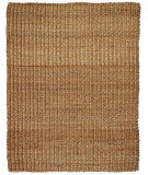 RugStudio presents Anji Mountain Jute River Sand Sisal/Seagrass/Jute Area Rug