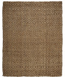 RugStudio presents Anji Mountain Jute Perfect Diamond Sisal/Seagrass/Jute Area Rug