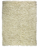 RugStudio presents Anji Mountain Paper Shag Creme  Area Rug