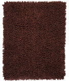 RugStudio presents Anji Mountain Silky Shag Coffee Bean Area Rug