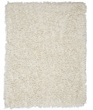 RugStudio presents Anji Mountain Bamboo Shag Rugs AMB0651 Ivory Area Rug