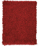 RugStudio presents Anji Mountain Bamboo Shag Rugs AMB0652 Crimson Area Rug