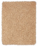 RugStudio presents Anji Mountain Bamboo Shag Rugs AMB0654 Beige Area Rug