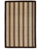 RugStudio presents Anji Mountain Hamptons Driftwood Bamboo Woven Area Rug