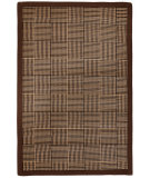 RugStudio presents Anji Mountain Pizzelle Bamboo Woven Area Rug