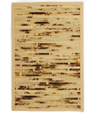 RugStudio presents Anji Mountain Cobblestone Moss Bamboo Woven Area Rug