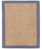 RugStudio presents Anji Mountain Minivet Sisal Sisal/Seagrass/Jute Area Rug