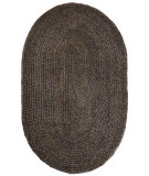 RugStudio presents Anji Mountain Kerala Gray Jute Sisal/Seagrass/Jute Area Rug