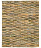 RugStudio presents Anji Mountain Ilana Jute And Chenille Cotton Sisal/Seagrass/Jute Area Rug