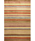 RugStudio presents Bashian Tribeca P217 Multi Hand-Knotted, Better Quality Area Rug