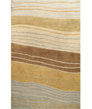 RugStudio presents Bashian Tribeca P313 Multi Hand-Knotted, Better Quality Area Rug
