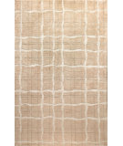 RugStudio presents Rugstudio Sample Sale 60277R Beige Hand-Knotted, Better Quality Area Rug