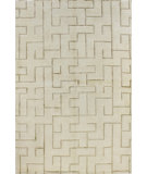 RugStudio presents Bashian Tribeca A148-Wv105 Ivory Hand-Knotted, Better Quality Area Rug