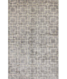 RugStudio presents Bashian Tribeca A148-Wv101 Platinum Hand-Knotted, Better Quality Area Rug