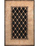 RugStudio presents Bashian Versailles P311 Black Hand-Tufted, Best Quality Area Rug