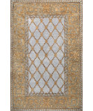 RugStudio presents Bashian Versailles P311 Light Blue Hand-Tufted, Best Quality Area Rug