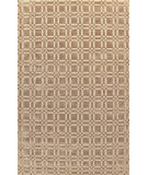 RugStudio presents Bashian Radiance Intersect Mocha Machine Woven, Good Quality Area Rug