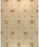 RugStudio presents Bashian Regent Vs104 Beige Hand-Knotted, Good Quality Area Rug