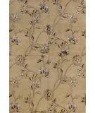RugStudio presents Rugstudio Sample Sale 60255R Ivory Hand-Knotted, Good Quality Area Rug