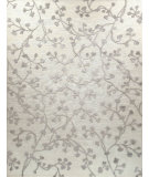 RugStudio presents Bashian Regent Blossom Ivory Hand-Knotted, Good Quality Area Rug
