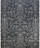 RugStudio presents Bashian Regent K149-Vs109 Slate Hand-Knotted, Good Quality Area Rug