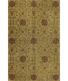 RugStudio presents Bashian Venezia Arian Gold Hand-Tufted, Good Quality Area Rug