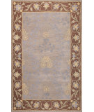 RugStudio presents Bashian Venezia Shibu Grey Hand-Tufted, Good Quality Area Rug