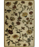 RugStudio presents Bashian Wilshire Hg113 Beige Hand-Tufted, Better Quality Area Rug