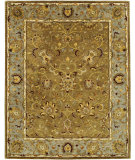 RugStudio presents Bashian Wilshire Hg117 Camel Hand-Tufted, Better Quality Area Rug