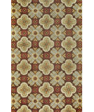 RugStudio presents Bashian Wilshire Kohinoor Chocolate Hand-Tufted, Good Quality Area Rug