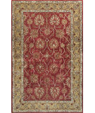 RugStudio presents Bashian Wilshire Moghul Red Hand-Tufted, Good Quality Area Rug