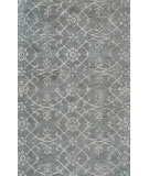 RugStudio presents Rugstudio Sample Sale 71596R Aqua Hand-Tufted, Good Quality Area Rug