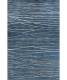 RugStudio presents Bashian Greenwich R129-Hg238 Azure Hand-Tufted, Better Quality Area Rug