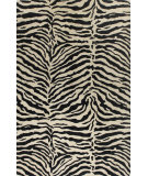 RugStudio presents Bashian Greenwich Hg241 Black Hand-Tufted, Better Quality Area Rug