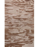 RugStudio presents Bashian Greenwich Tranquility Chocolate Hand-Tufted, Good Quality Area Rug