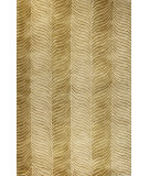 RugStudio presents Bashian Greenwich Hg228 Gold Hand-Tufted, Better Quality Area Rug