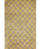 RugStudio presents Bashian Greenwich R129-Hg295 Gold Hand-Tufted, Better Quality Area Rug