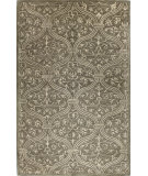 RugStudio presents Bashian Greenwich Riviera Grey Hand-Tufted, Good Quality Area Rug