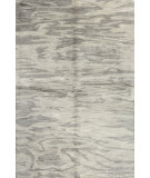 RugStudio presents Bashian Greenwich R129-Hg259 Grey Hand-Tufted, Better Quality Area Rug