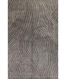 RugStudio presents Bashian Greenwich Grains Grey Hand-Tufted, Good Quality Area Rug