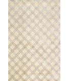 RugStudio presents Bashian Greenwich Hg246 Ivory Hand-Tufted, Better Quality Area Rug