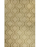 RugStudio presents Bashian Greenwich Veil Ivory Hand-Tufted, Good Quality Area Rug